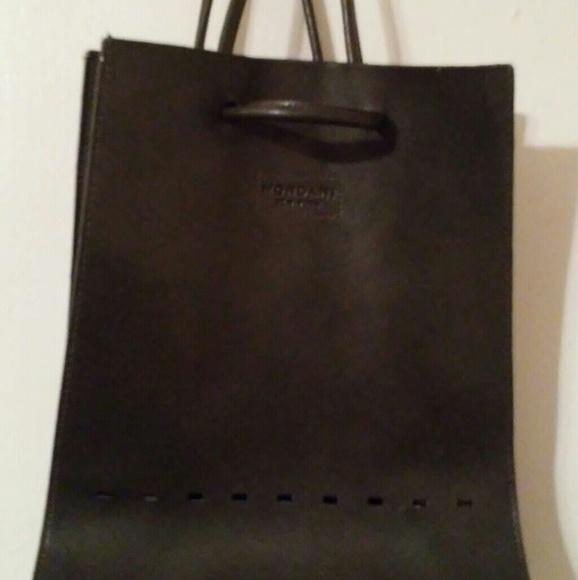 Mondani Handbags - Hunter green Mondani backpack purse
